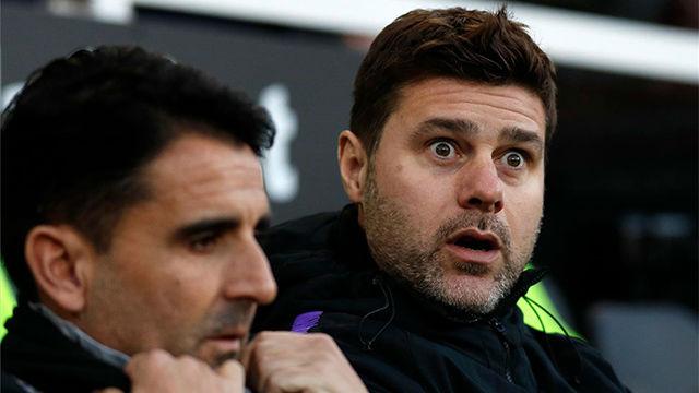 Pochettino se moja sobre el papel de Fernando Llorente en el Tottenham