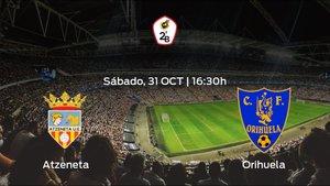 Previa del partido: el Atzeneta recibe en su feudo al Orihuela CF