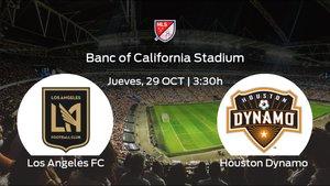 Previa del partido de la jornada 23: Los Angeles FC - Houston Dynamo