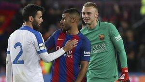 Rafinha quiere abandonar el Barça en busca de minutos