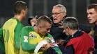 Ranieri se ha ganado el favor de la plantilla del Nantes... Y el respeto de toda Francia
