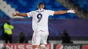 El Real Madrid necesita lograr otra victoria para encaminar su clasificación a octavos de final