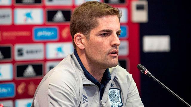 Robert: Adama me dijo que tenía muchas ganas de jugar con España