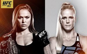 Ronda Rousey quiere la revancha con Holm