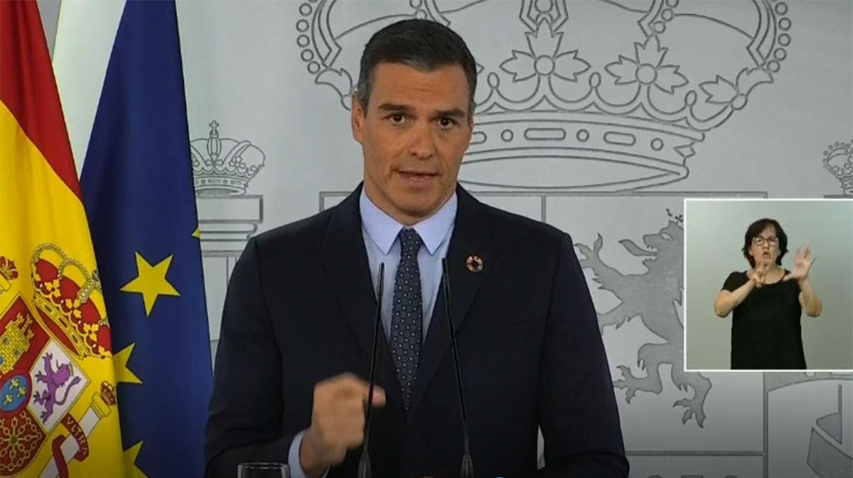Sánchez: La situación es preocupante, pero el miedo no nos debe paralizar