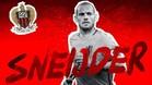 Sneijder jugará la próxima temporada en el Niza y lucirá el dorsal número 10