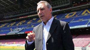 Stoichkov, convencido de que Lautaro triunfaría en el Barça