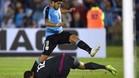 Suárez no marcó, pero brilló ante Venezuela