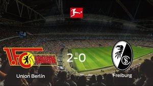 El Union Berlín se queda con los tres puntos frente al SC Freiburg (2-0)