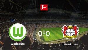 El VfL Wolfsburg se queda a cero contra el Bayern Leverkusen