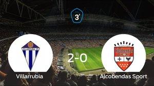El Villarrubia consigue su ansiado ascenso a Segunda B tras ganar en la final (2-0)