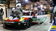 Preparación para las 24 Horas de Le Mans