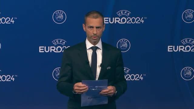 Alemania organizará la Euroocopa 2024