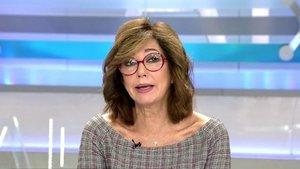 Ana Rosa Quintana carga contra el independentista que derribó a una mujer