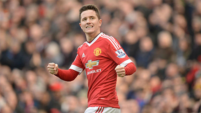 Ander Herrera Man United transfer stance revealed