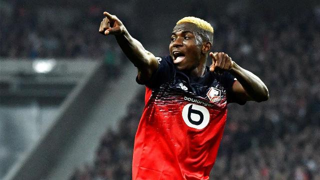 Así juega Victor Osimhen, el joven nigeriano que sitúan en la órbita del FC Barcelona