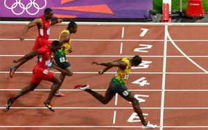 Juegos Olimpicos Atletismo