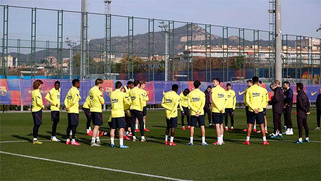 El Barça anuncia una reducción de sueldos por la crisis del coronavirus