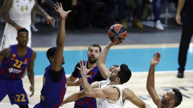 El Barça perdió el primer clásico europeo de la temporada