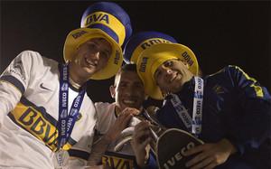 Betancur ha liderado los últimos éxitos de Boca