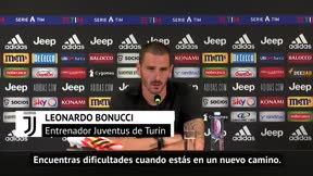 Bonucci: Nueve títulos seguidos... es imposible de repetir