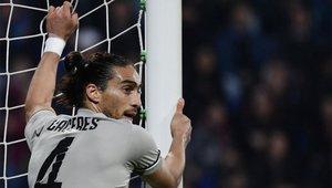 Cáceres ha ganado 6 veces la Serie A con la Juventus