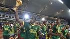 Camerún frustró el sueño de Cúper y de Egipto en la Copa África