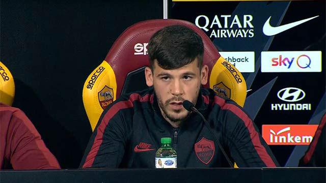 Carles Pérez, presentado con la Roma: El Barça es pasado