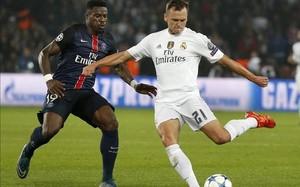 Cheryshev no ha disfrutado de minutos en el Real Madrid