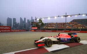 F1 GP Singapur