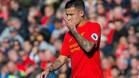 Coutinho, aún es jugador del Liverpool