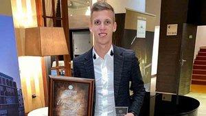Dani Olmo, mejor jugador del año de los Balcanes