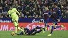Dembélé, nueve del Barça contra el Levante en la Copa