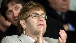 Elton John cree que el Watford le salvó la vida