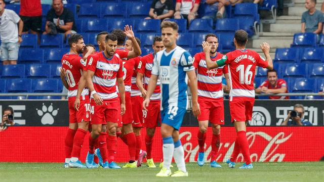 El Espanyol se estrella contra el Granada