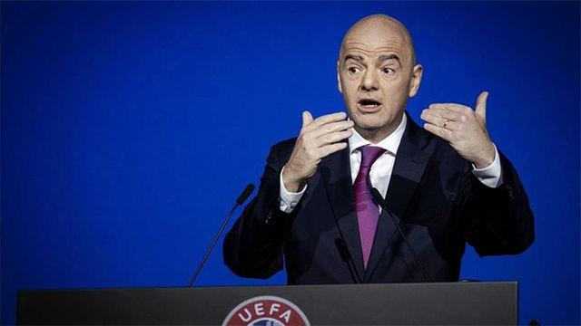 La FIFA y la OMS, unidos en una nueva campaña: Echa a patadas el coronavirus