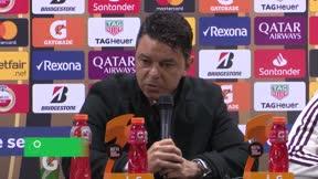 Gallardo: Quien habla del árbitro quiere esconder lo que pasó