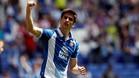 Gerard Moreno, decepcionado por no haberse podido despedir