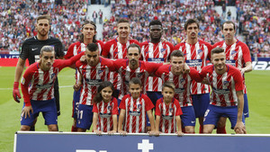 Godín vivió un partido muy especial ante el Villarreal