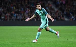 Guerreiro jugará la Eurocopa con Portugal