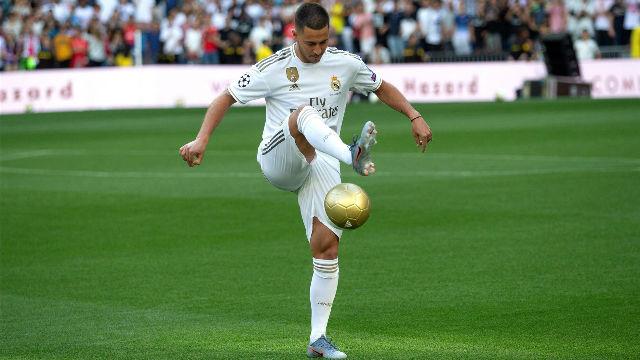 Hazard: Este era mi sueño desde pequeño