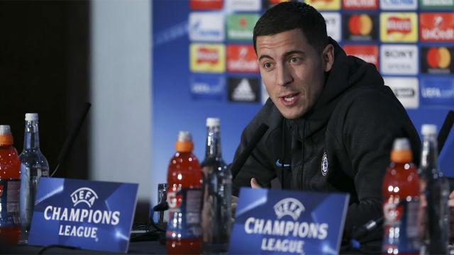 Hazard: Mi juego es diferente al de Messi y Cristiano