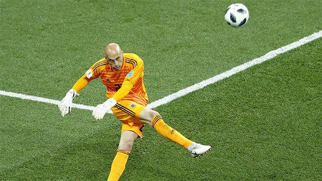 ¡INCREíBLE! Así narró una televisión argentina el primer gol de Croacia