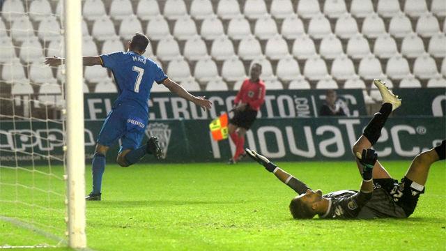Jaime Mata encarrila el pase del Getafe en la Copa