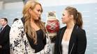 Jax expondrá su título ante Ronda Rousey, el 17 de junio