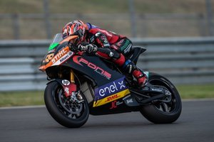 Jordi Torres, actual campeón de MotoE