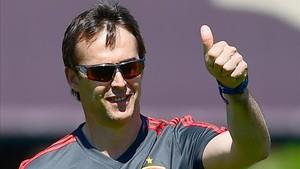 Julen Lopetegui entrenará al Real Madrid... pero habían antes otros técnicos en la lista