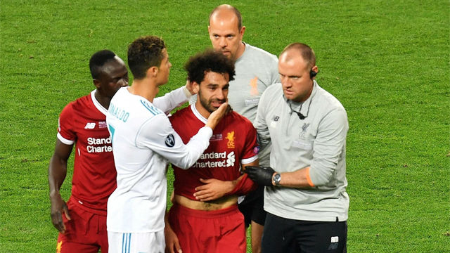 Liverpool striker Salah to receive treatment in Spain