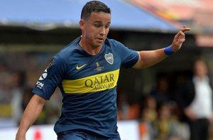 Leo Jara jugó dos años con Boca Juniors