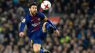 Leo Messi, un jugador capaz de parar el tiempo